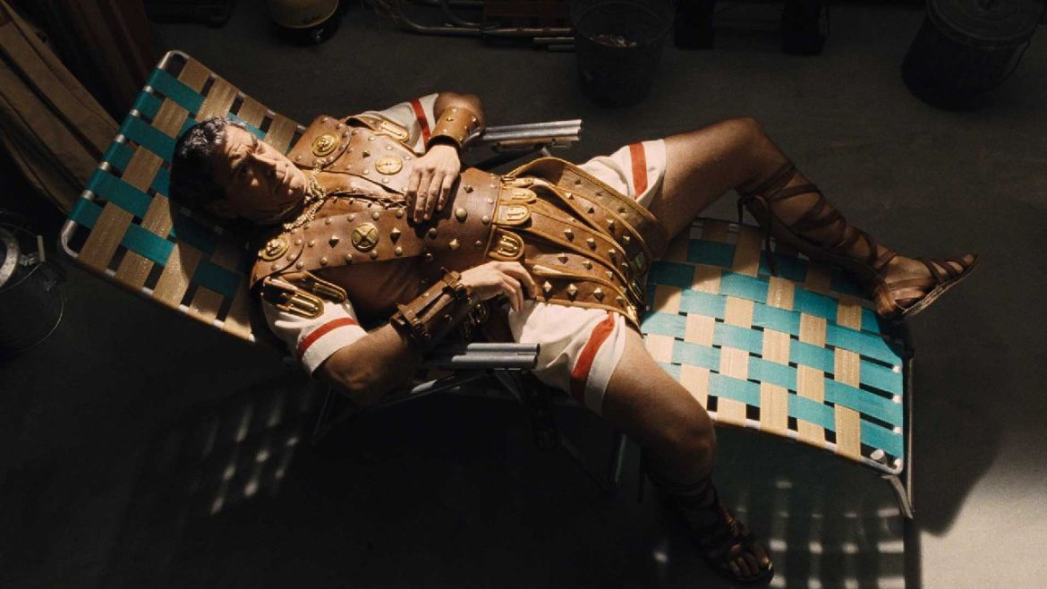 Hail, Caesar! marks George Clooney's fourth collaboration with the Coen Brothers.