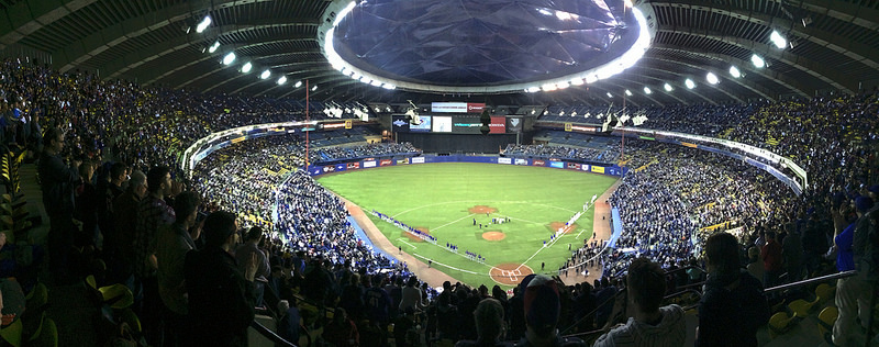 Montrealers are ready for a new baseball team. Photo by XXXX from Flickr.
