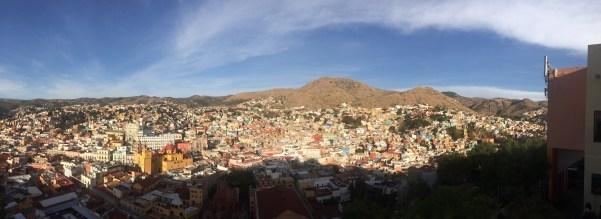 Guanajuato city. Photo by Léandre Larouche.
