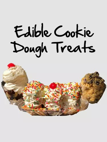 The Cone's Cookie Dough Treats