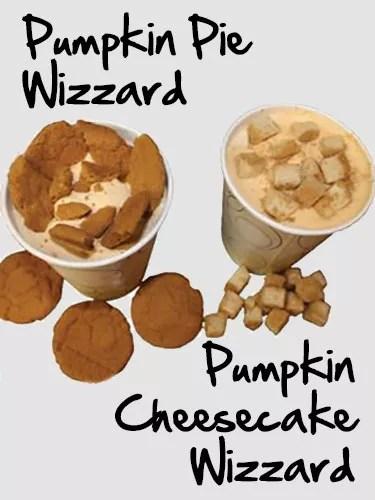 The Cone's Pumpkin Wizzards
