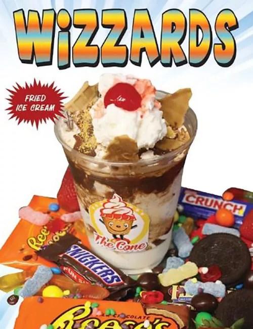 The Cone's Wizzard