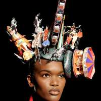 What is in my head? Philip Treacy!