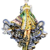 The Queen of Print | Mary Katrantzou