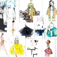 INSPIRATION: FASHION ILLUSTRATION