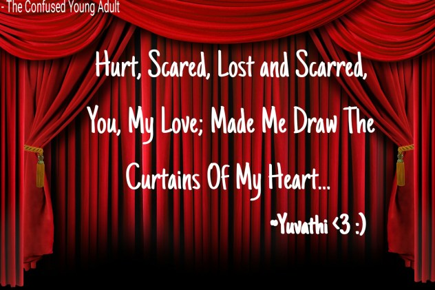 Curtains Of My Heart