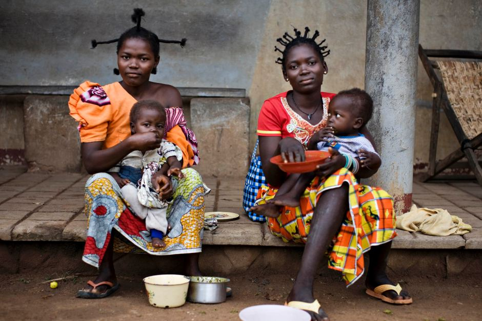 Many people of the mbuti people have fled to other place because of the fighting armies in their forest. Tribes The Congo Rainforest