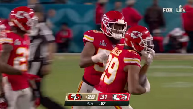 Chiefs Rally Once Again to Defeat 49ers & Win SB LIV