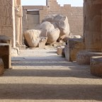 Temple of Hatshepsut and the Ramesseum