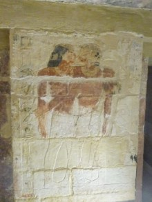 Tomb of the two brothers, Saqqarah