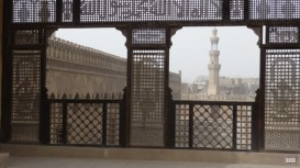 Mosque of Ibn Tulun (876 CE) from the Gayer Armstrong Museum
