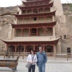 Mogao Grottos and the Dunhuang Academy