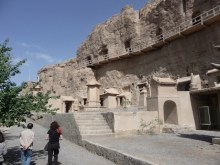 The Yulin Grottoes