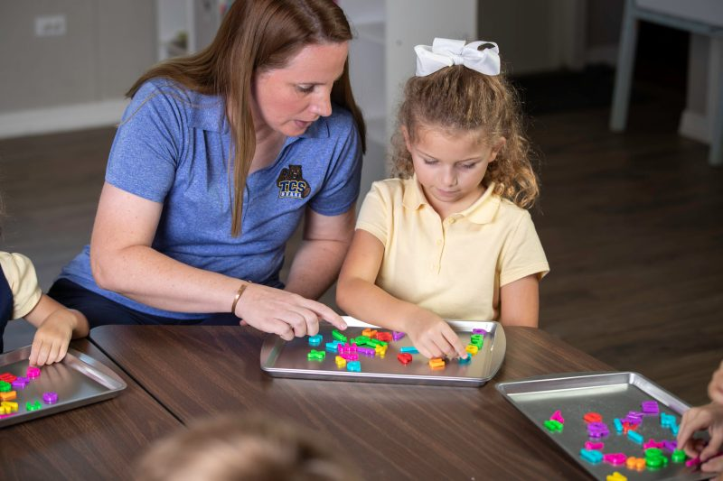 Paula LeCompte Kindergarten