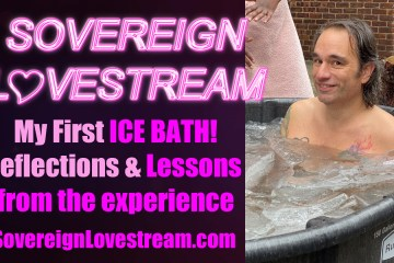 Wim Hof method, Ice Bath