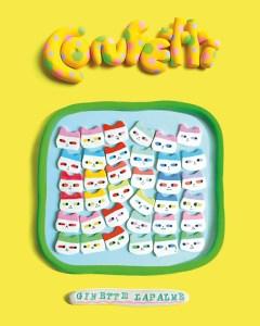 Confetti by Ginette Lapalme