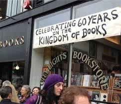 City Lights Bookstore, courtesy of Jelenpub.com