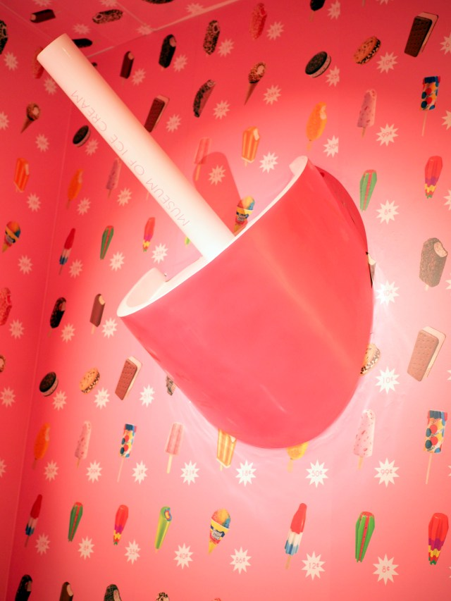 The Museum of Ice Cream Wall Art