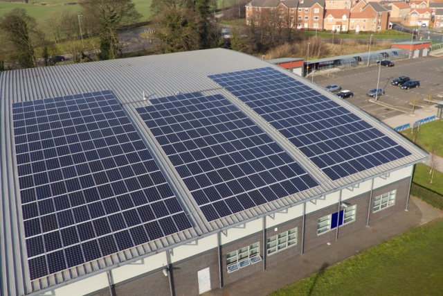 Stepnell And EvoEnergy Pal Up For Solar Work