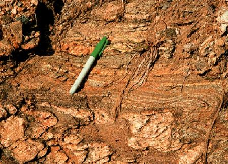 Chemical Weathering of Granite Rock By Hydrolysis