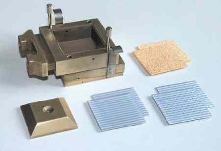 Shear Box,Porous Stones, Grid Plates, Loading pad