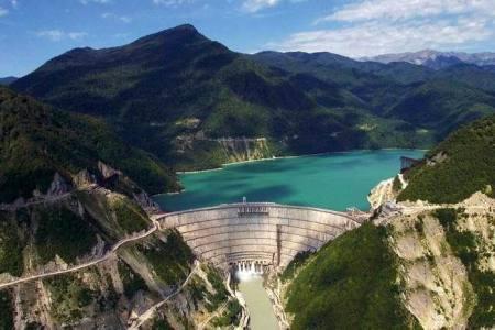 The Inguri Dam – Jvari, Georgia