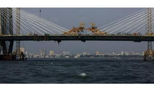 Bandra Worli sealink bridge, Mumbai