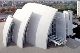 New Jubilee Church constructed in Rome Italy