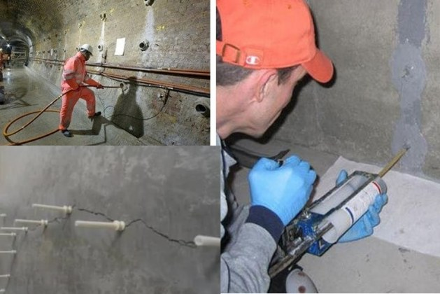 Injection Grouting: Purpose, Procedure, and Field Considerations