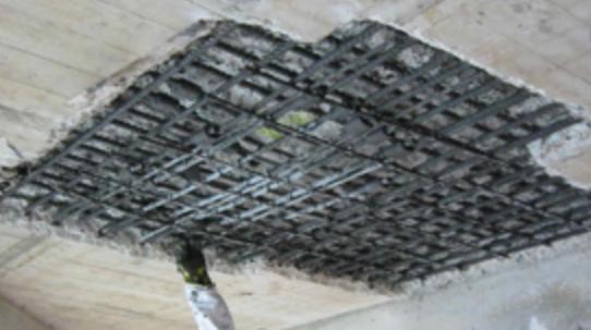 Repair of Concrete Slab