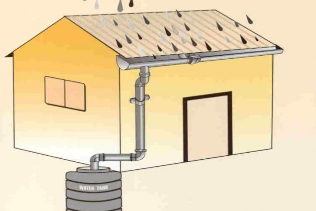 Methods of Rainwater Harvesting [PDF]: Components, Transport, and Storage