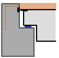 Connections in Double Tee Slabs