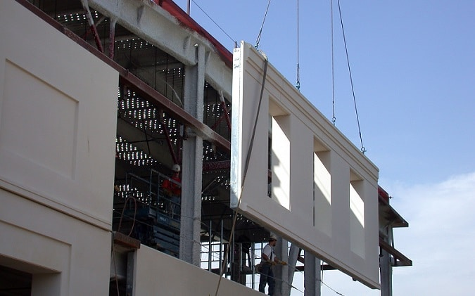Precast Concrete Cladding