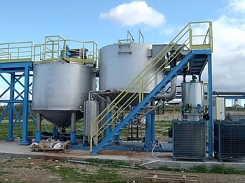 Waste Water Treatment And Recycling Systems