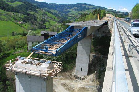 Incremental Launching Method of Bridge Construction;Image Courtes