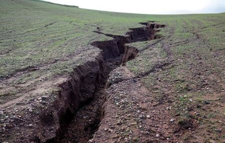 Formation of Gullies