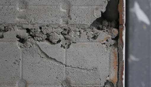 Construction Defects due to Foundation