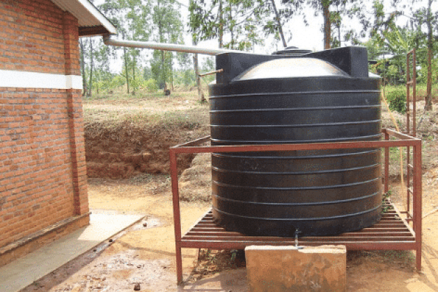 Quality Test in Rainwater Harvesting- H2S Strip Test