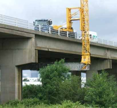 Routine Inspection of Bridge Structure