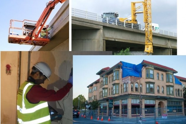 Types of Reinforced Concrete Structure Inspections