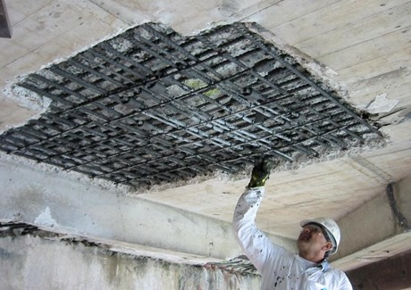 Concrete Structure Strengthening