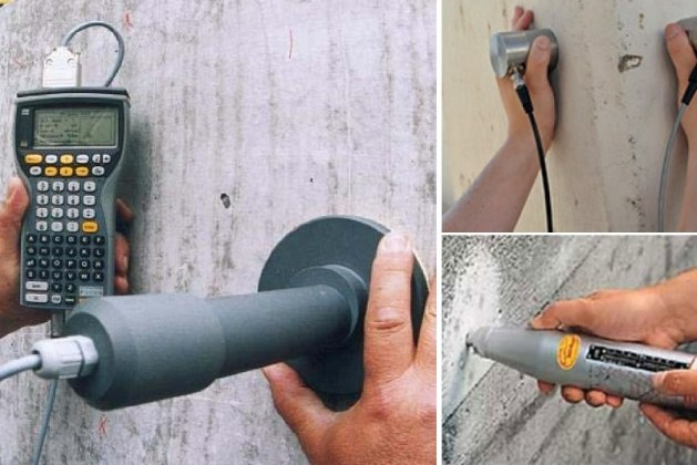 Non-Destructive Tests on Concrete – Methods, Uses