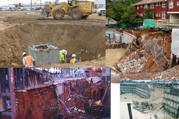 Excavation Hazards- Effects and Prevention Measures