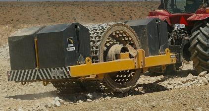 Grid Roller- Soil Compaction Equipment