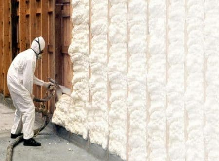 Polyurethane Foam Spray