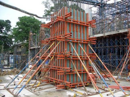 Concrete Formwork Removal Time