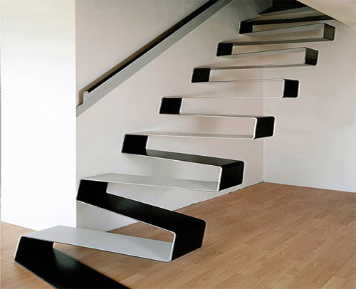 Types Of Stairs Used In Building Construction
