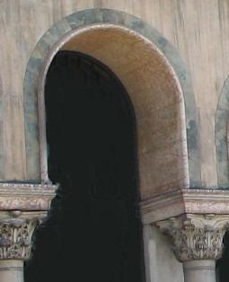 Stilted Arch