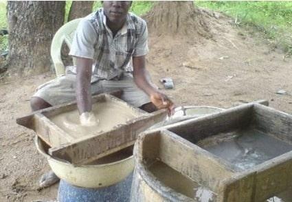 Manufacturing of Bricks - Clay Preparation
