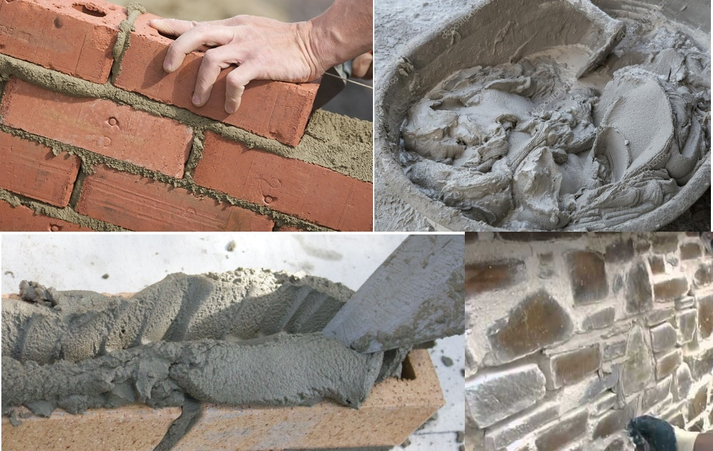 20 Types of Mortar Used in Masonry Construction - The Constructor